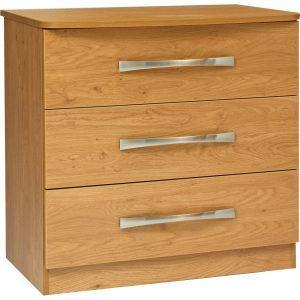 Karsson Chest of Drawers Oak