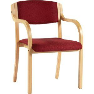 Marsta Dining Chairs With Arms