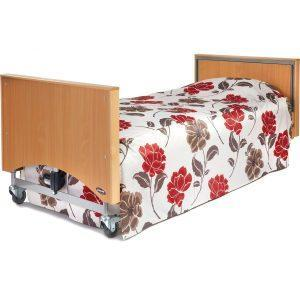 Box Fitted Bedspread (Split Corners) - 220g Printed Fabric-0