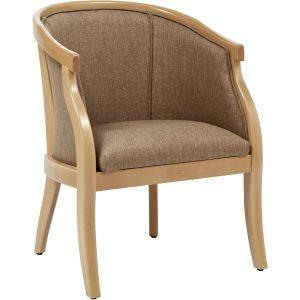 Narken Tub Chair Santos Mink