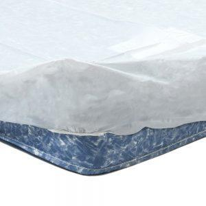 Waterproof Mattress Protector - Vinyl Single-0