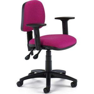 SCT4ADJ Operators Chair with Adjustable Arms