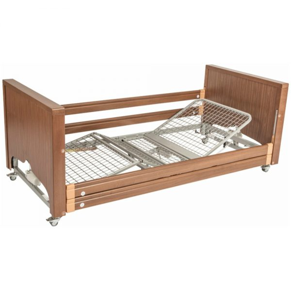 Galaxy Low - Fully Profiling Electric Bed