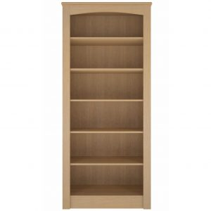 Nova 6 Shelf Bookcase