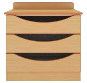 Dementia Chest of Drawers