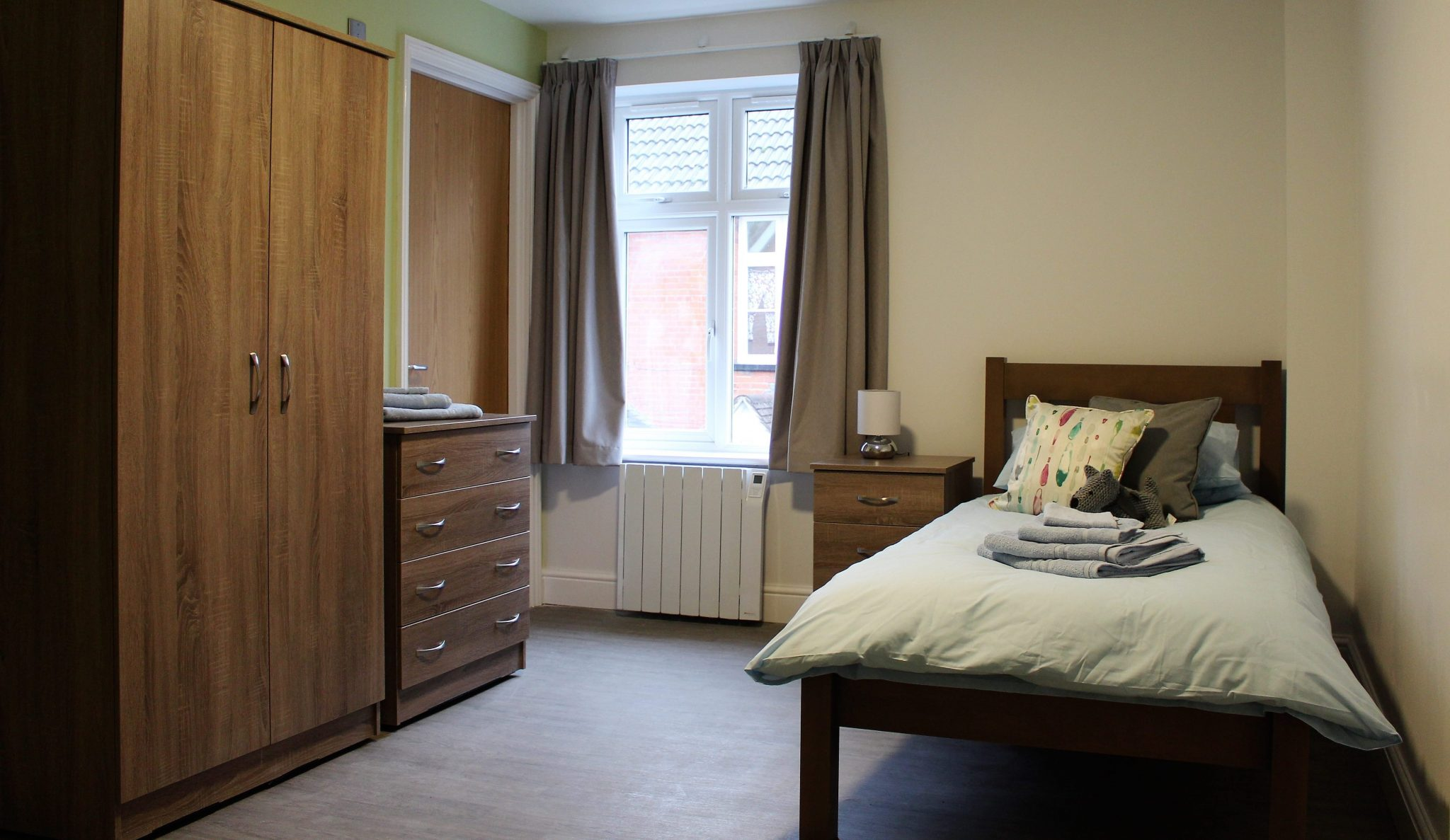 Supported Living Apartment Fit Out