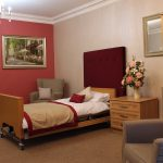 Field House Red Bedroom 2