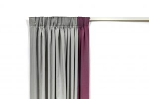 Care Home Pencil Pleat Curtains