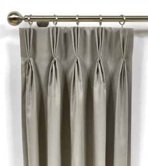 Care Home Pinch Pleat Curtains
