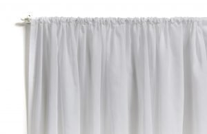 Care Home Slot Top Voile