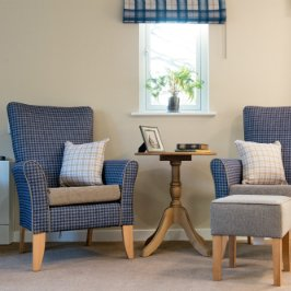 Care Home Chairs & 2 Seaters